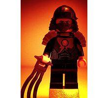 TMNT Teenage Mutant Ninja Turtles Master Shredder Photographic Print