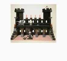 Horror Castle with Vampire, Skeleton and Ghost Minifigs T-Shirt