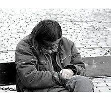 Prague Vagrant Photographic Print