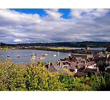 Conwy View Photographic Print
