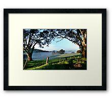 Nairne - Adelaide Hills Framed Print