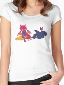 How to train your dragon! Women's Fitted Scoop T-Shirt
