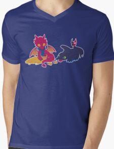 How to train your dragon! Mens V-Neck T-Shirt