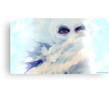 Yewll Key Strands Defiance Canvas Print