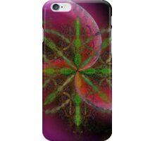 Snowflake Spiral  iPhone Case/Skin