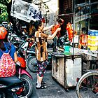 Street Food Hanoi by Oliver Winter