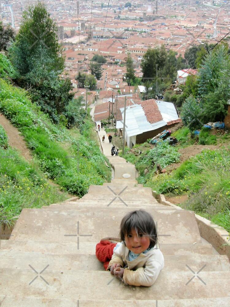 Angelito de Cusco by Alessandro Pinto