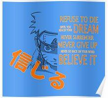 Believe It! Poster