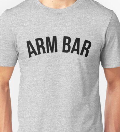 Arm Bar - Brazilian Jiu-Jitsu Unisex T-Shirt