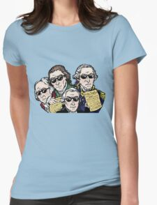 Founding Father Dudes Womens Fitted T-Shirt