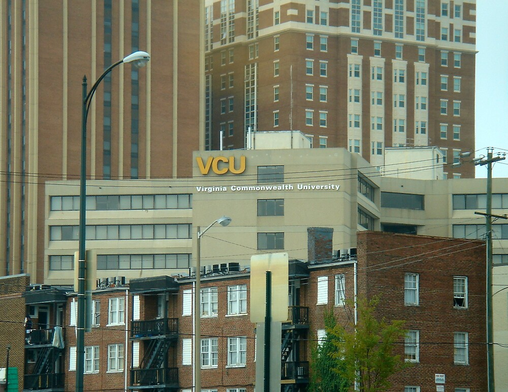 VIRGINIA COMMONWEALTH UNIVERSITY - BUILDING UP by sky2007