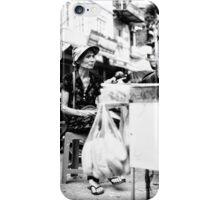 Local Lady in Hanoi iPhone Case/Skin