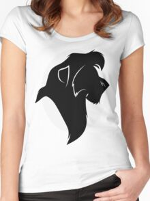 Kovu - His Women's Fitted Scoop T-Shirt