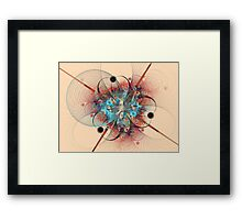Anatomy of the Soul Framed Print