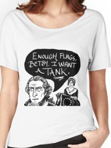 I Want A Tank Women's Relaxed Fit T-Shirt