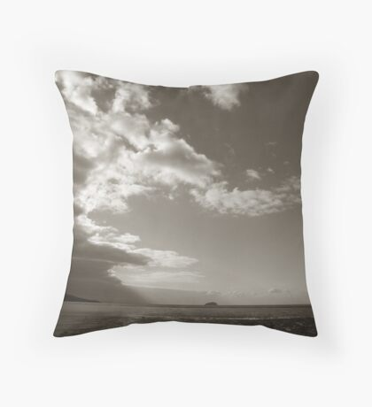 The Cloud and the Sea Throw Pillow