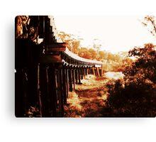 Nunamullen Bridge Canvas Print