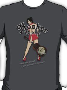 Hooker Resonator Guitars girl T-Shirt