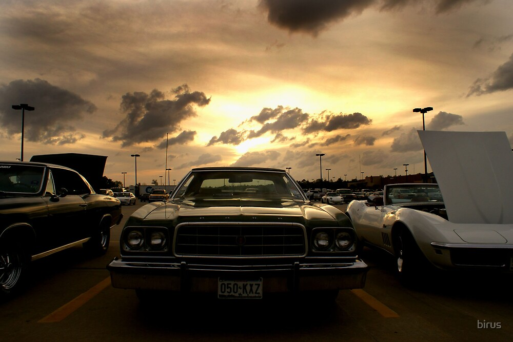 car show by birus