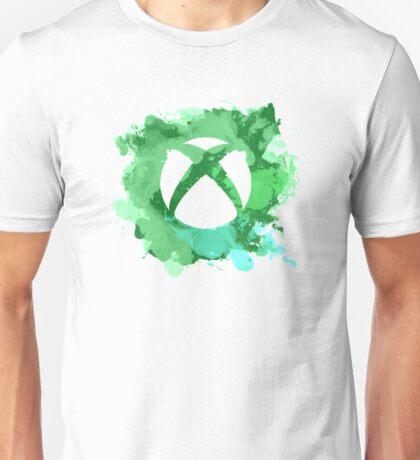 Xbox watercolor Unisex T-Shirt
