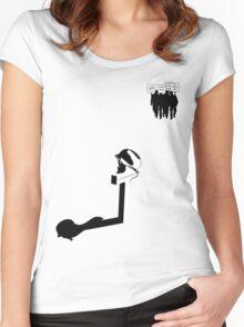 Fallen Soldier Women's Fitted Scoop T-Shirt