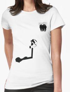 Fallen Soldier Womens Fitted T-Shirt