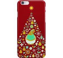Partridge in a Pear Tree iPhone Case/Skin