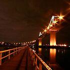 Westgate bridge 3 by JHP Unique and Beautiful Images