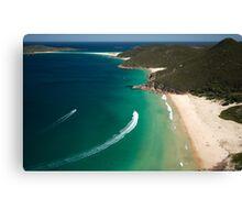 Zenith Beach - Port Stephens Canvas Print