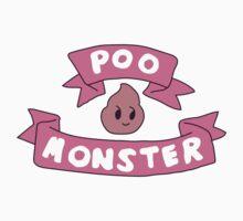 Poo monster by Kami Karras