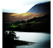 moody Lake Photographic Print