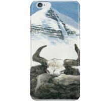 Sacred Mountain iPhone Case/Skin