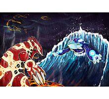 Pokemon Omega Ruby Alpha Sapphire Photographic Print