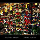 Chili Pepper Bouquets - Cool Stuff by Maria A. Barnowl
