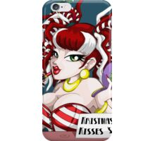 Kristmas Kisses iPhone Case/Skin