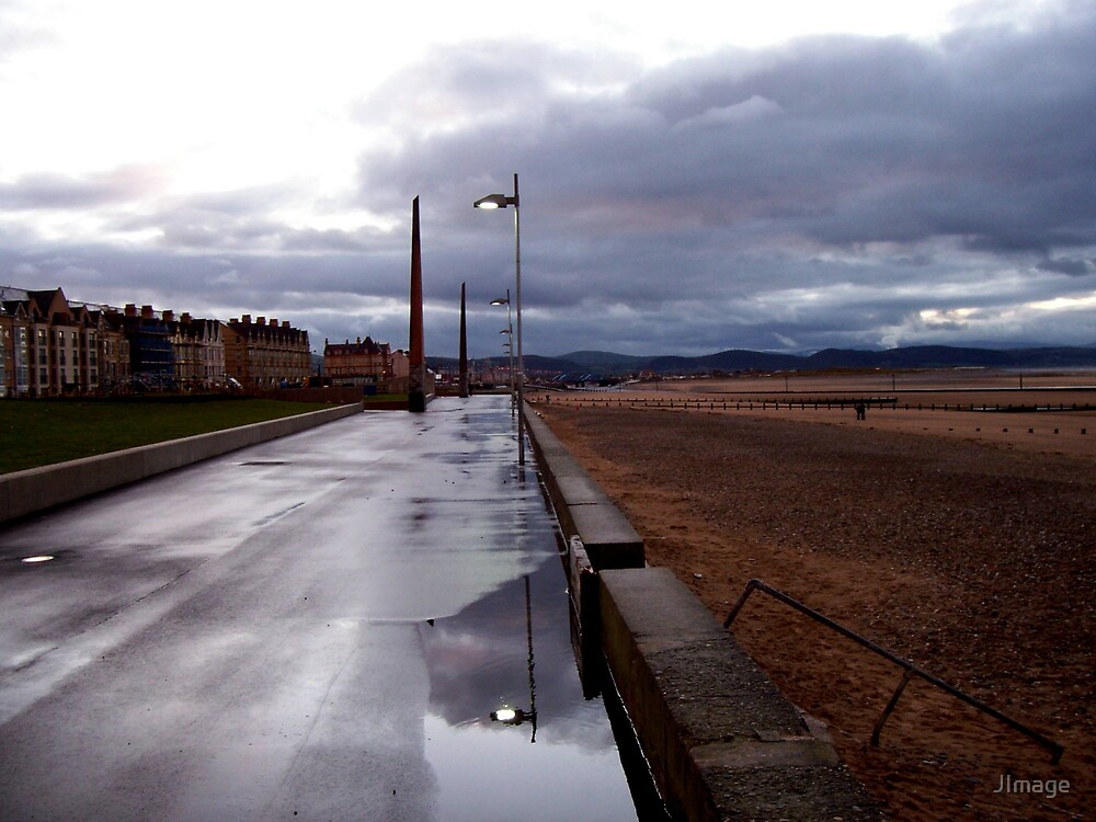 Wet Promenade by JImage