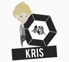 EXO - MAMA Chibi Kris (For Light Colors) by Wishful Thinking Shop