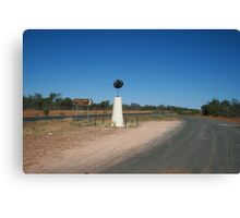 Bourke North Point Canvas Print
