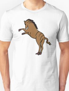 Horse Leaping T-Shirt