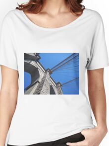 Brooklyn Bridge Women's Relaxed Fit T-Shirt