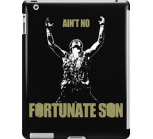 Fortunate Son iPad Case/Skin