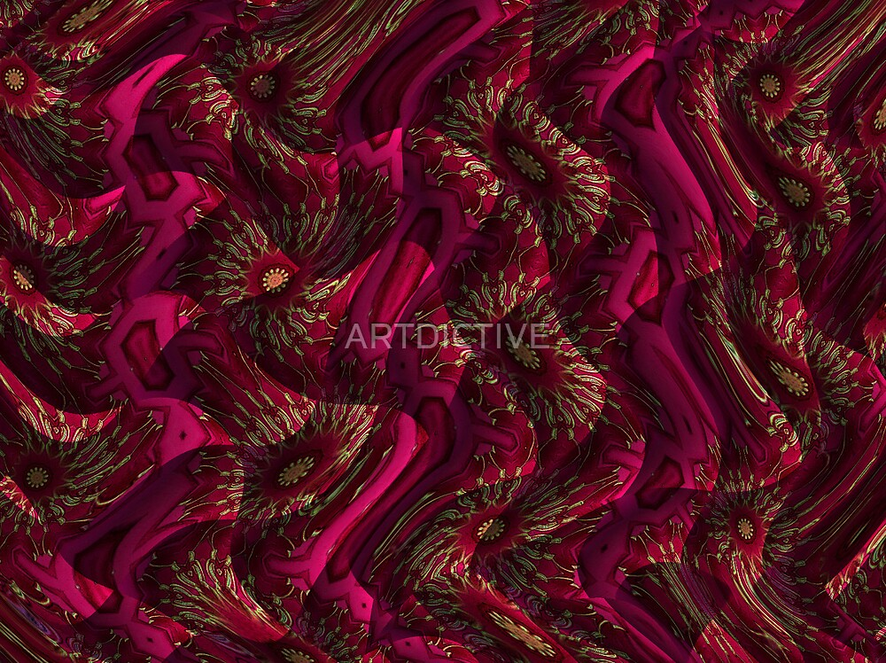 PATTERN SERIES by ARTDICTIVE
