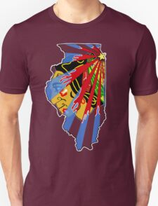 Illinois Blackhawks Unisex T-Shirt