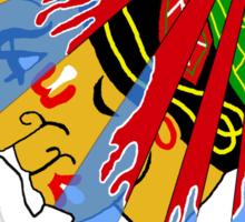 Illinois Blackhawks Sticker