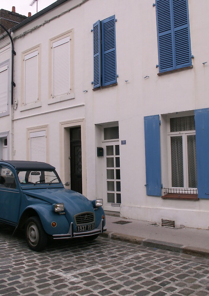 French car in France! by lily1