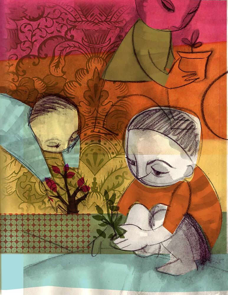 garden boy2 by cmariani