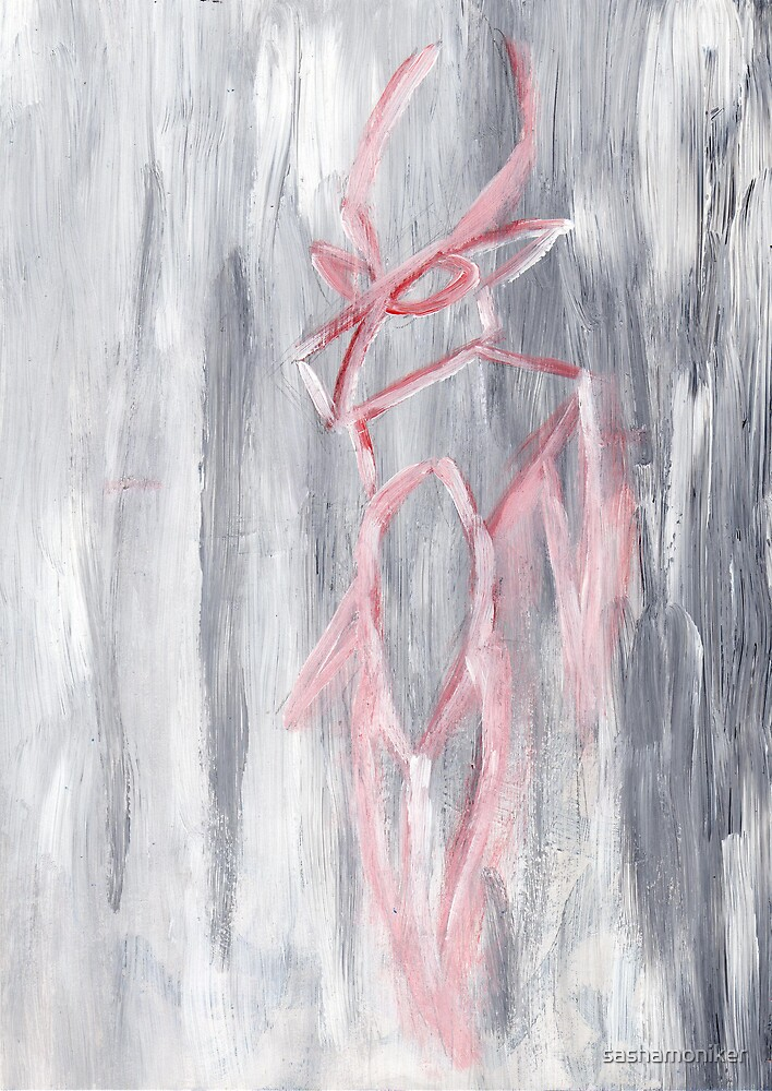 Artist-Minotaur by sashamoniker