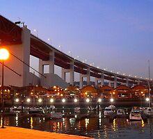 Lisbon. Alcantara Docks by terezadelpilar~ art & architecture