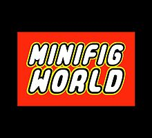 MINIFIG WORLD by Customize My Minifig