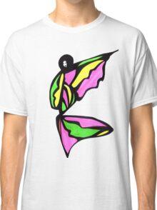 Bubble Gum Girl Classic T-Shirt